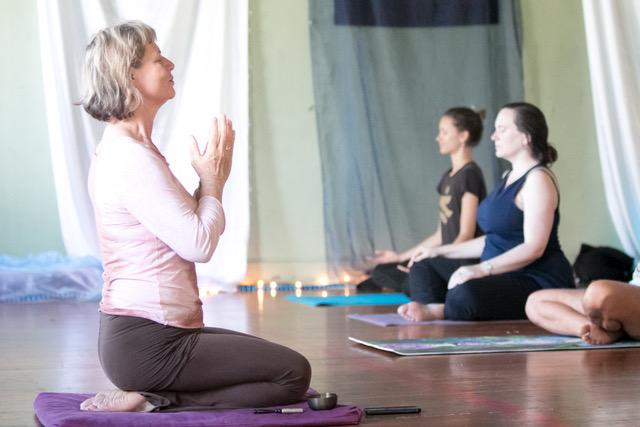 Yiniyoga classes, Sebastopol, Sonoma County CA