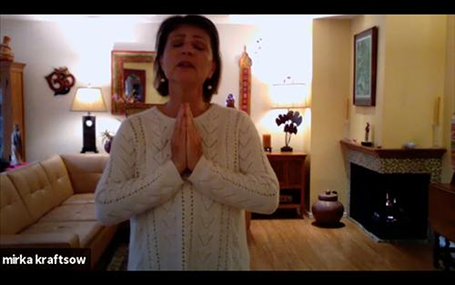 Mirka Kraftsow Viniyoga Sutra Online Classes