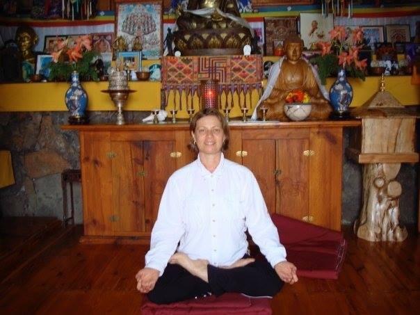 Mirka Kraftsow, Viniyoga, Yoga Therapy, Sebastopol, Sonoma County, Hawaii, Italy