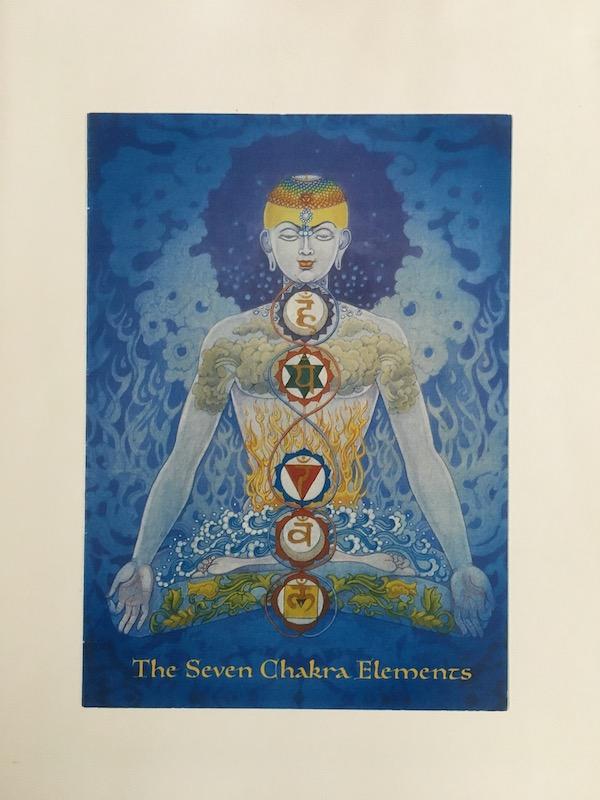 Chakras emotional balancing